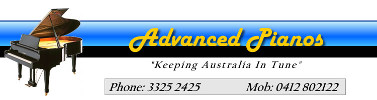 Advanced Pianos Brisbane - Keeping Australia In Tune
